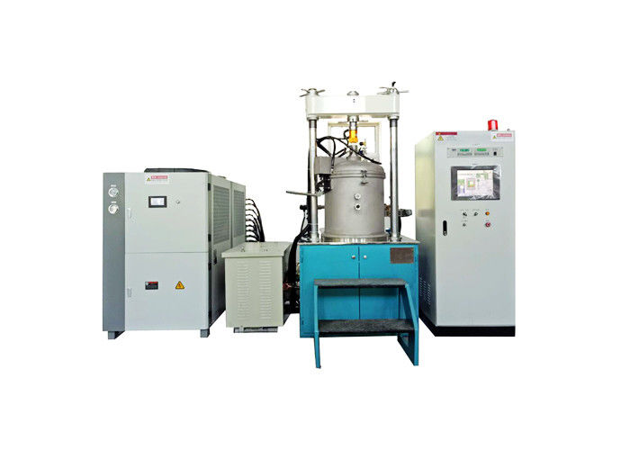 PLC 20T Vacuum Hot Press Furnace , Up To 2000 ℃ Vacuum Carburizing Furnace