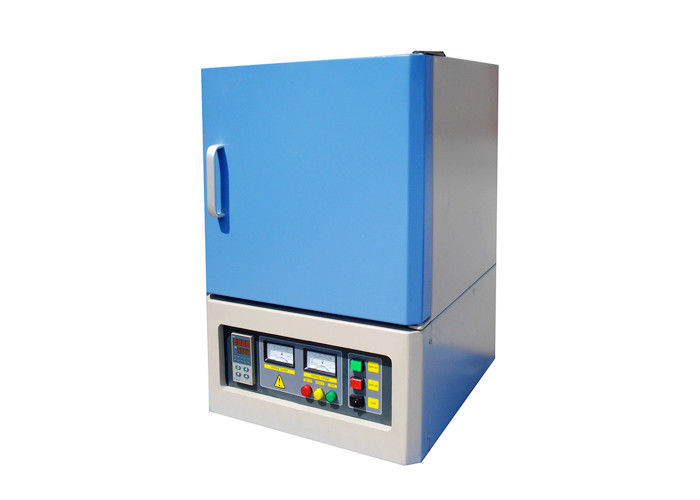 110V / AC 220V Heat Treatment Muffle Furnace , 1 - 8L Muffle Ovens Laboratory