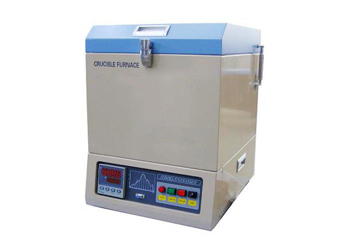 Top Loading High Temperature Lab Muffle Furnace 1200C / 1400C / 1700C Vacuum Crucible Furnace