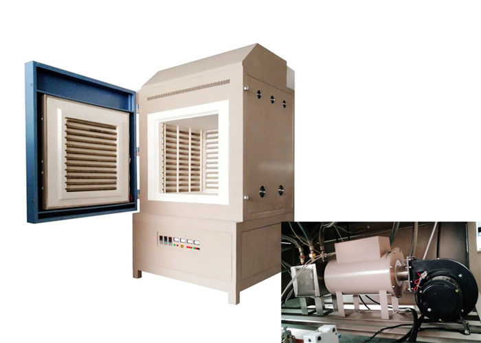 36 - 512L Debinding Furnace , 1100 ℃ High Temperature Wax Burnout Furnace